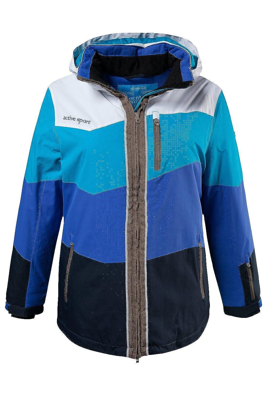 Ulla Popken Damen Skijacke 701438 große Größen jetzt bestellen