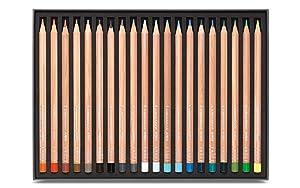 Caran D'ache Luminance Colored Pencil Set of 40 (6901.740) (Color: Multi)