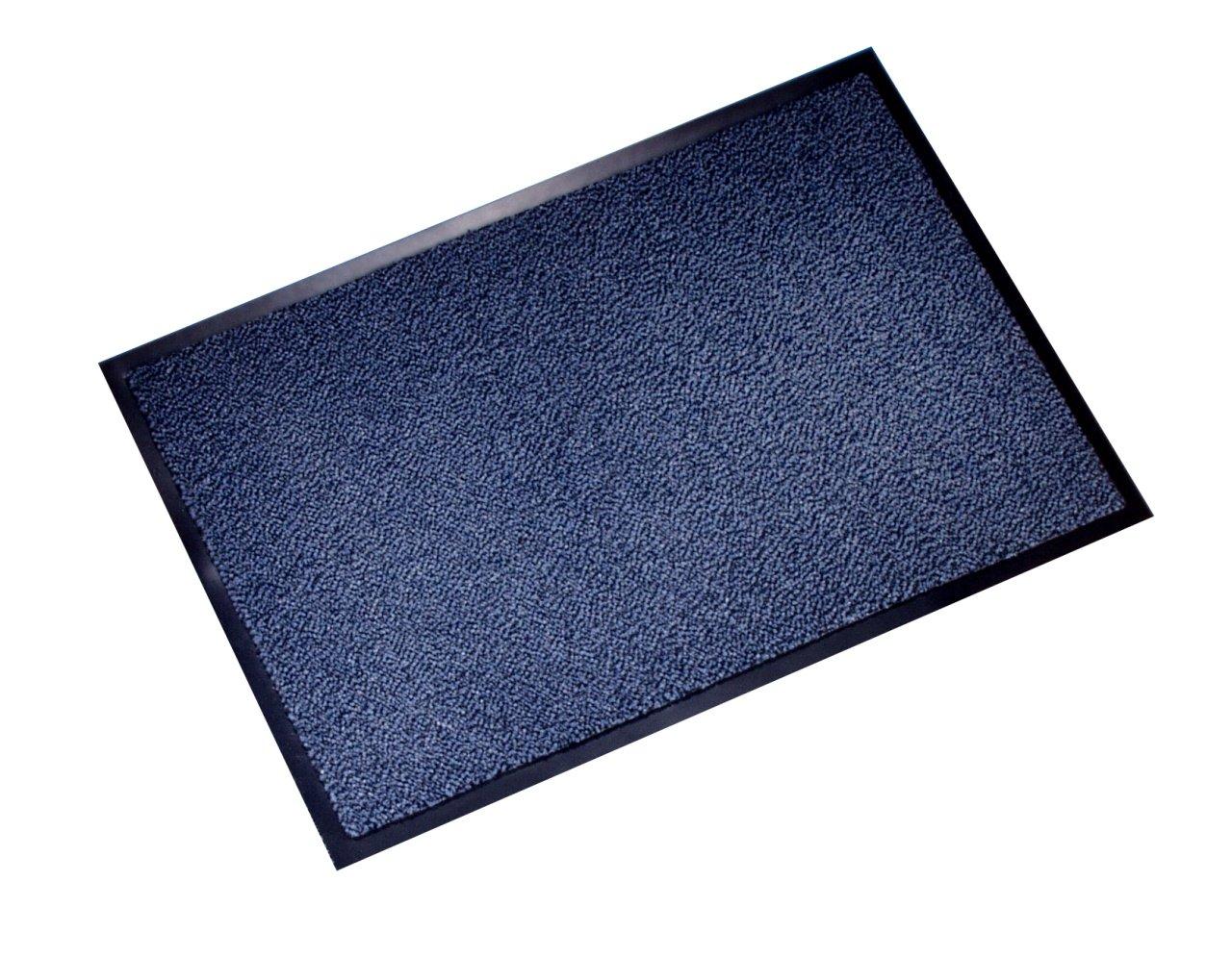 Schmutzfangmatte für den Innenbereich 120 x 300 cm blau mit AntirutschBeschichtung   Kundenbewertung: