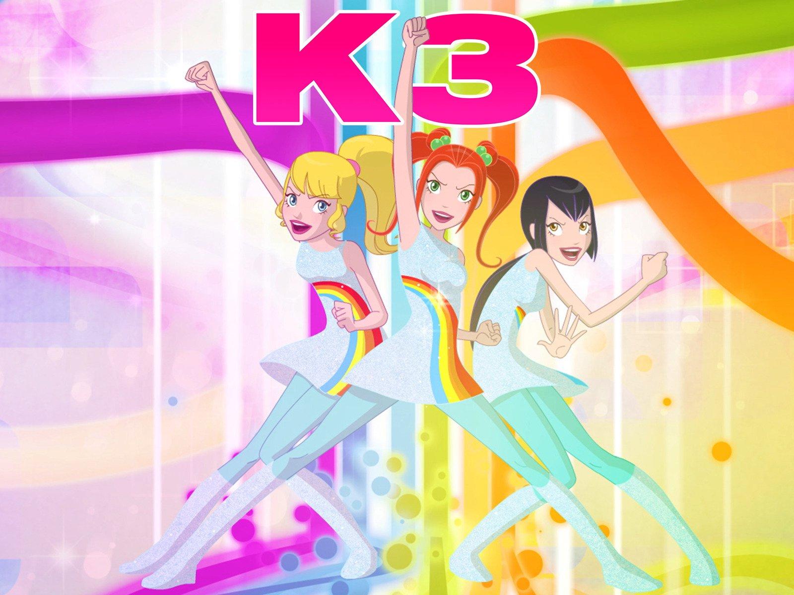 K3 on Amazon Prime Video UK