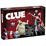 Clue: Tim Burtons The Nightmare Before Christmas Board Game