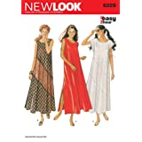 New Look Sewing Pattern 6229 Misses Dresses, Size A (8-10-12-14-16-18) (Tamaño: A (8-10-12-14-16-18))