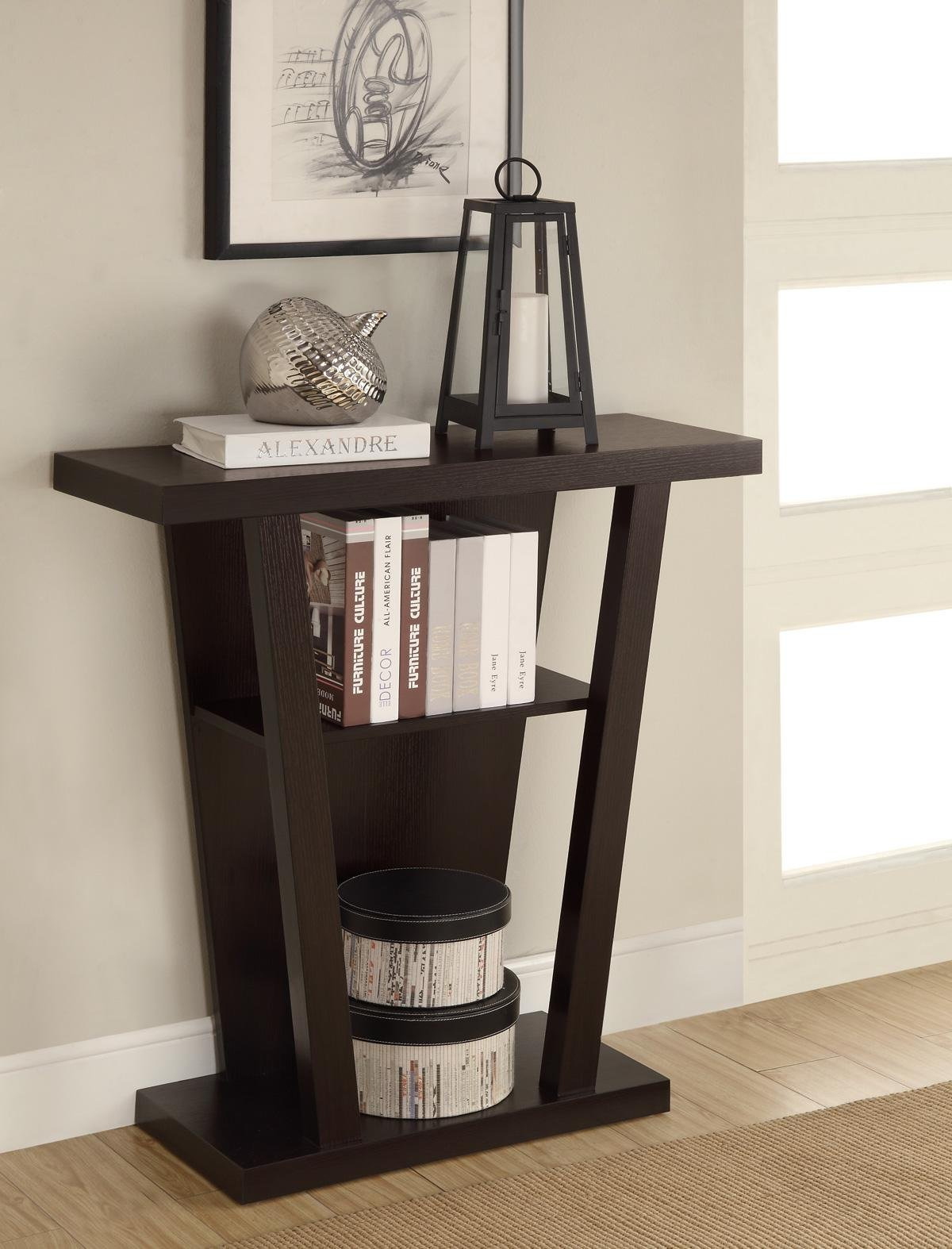 Coaster Console Table image