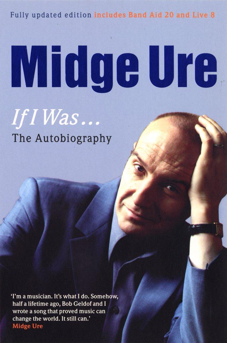 Midge Ure The Gift Midge Ure if i Was
