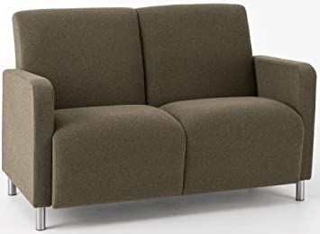 2-Seat Sofa in Standard Fabric or Vinyl
