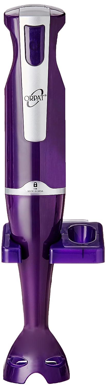 Orpat HHB-157E WOB 250-Watt Hand Blender (Violet)