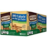 Snyder's of Hanover Pretzel Sticks, 100 Calorie Bags, 10 count