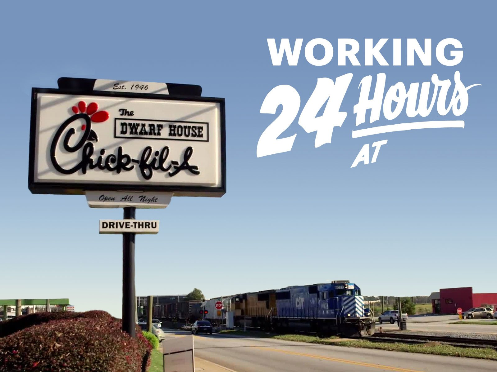 Working 24 Hours At... on Amazon Prime Video UK
