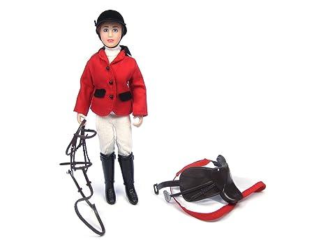 Breyer - 61052 - Figurine - Animal - Chelsea, Set Jumping Et Accessoires