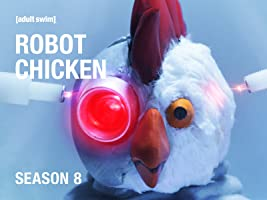 Robot Chicken Season 8