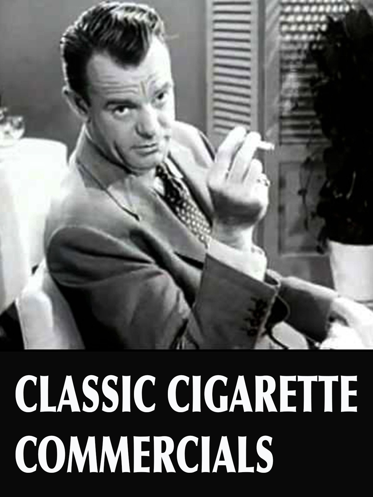Classic Cigarette Commercials