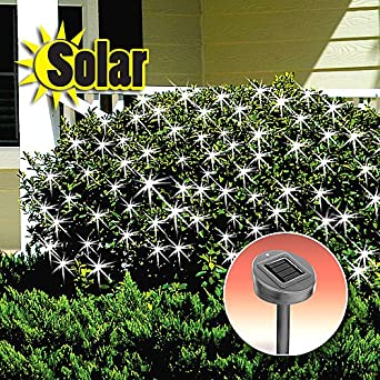 Solar net lights