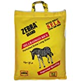 Zebra XXL Sela Aged Basmati Rice - 10lb., 4.53kg.