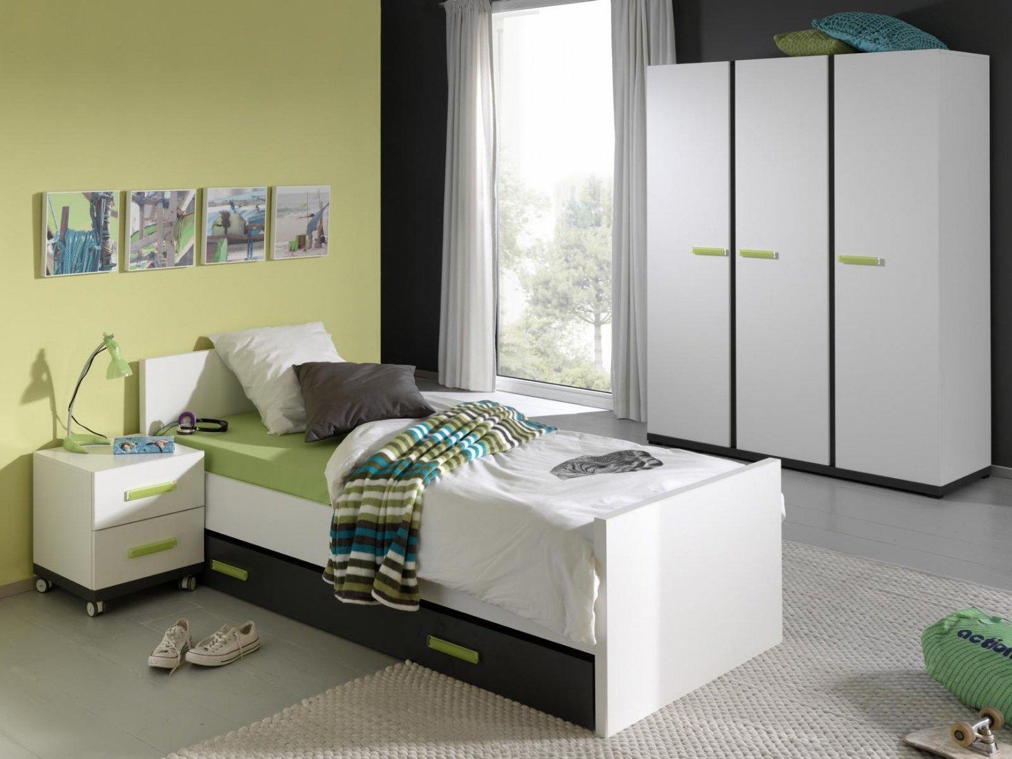 Schlafzimmer-Set Nixon ( 4er Set) online kaufen