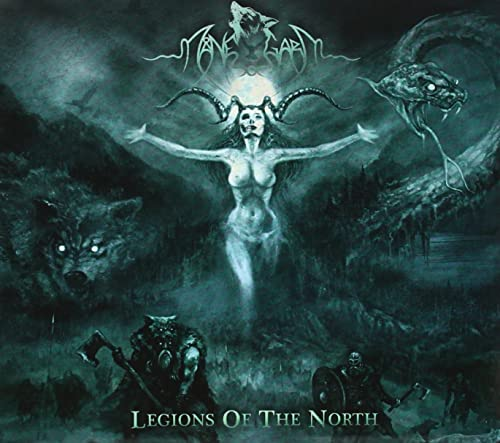 Manegram - Legions Of The North (Special Edition)