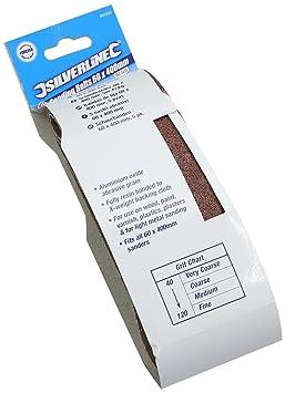 Silverline Orbital sander 135 W À faire soi-même Outils électriques
