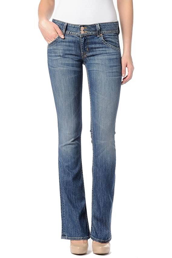Newregular Hudson Women's Signature Boot Cut Denim in Hackney