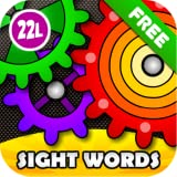 Abby Sight Words Games & Flash Cards vol 1: Kids Learn to Read - Learning Reading Adventure for Preschool, Kindergarten and 1st Grade by 2 2learn (Lite)
