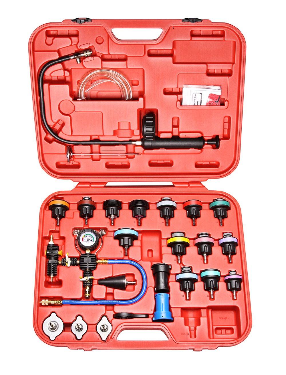 Kühlsystemtester Zylinderkopftester KompressorAnschluß  BaumarktKundenbewertung und Beschreibung