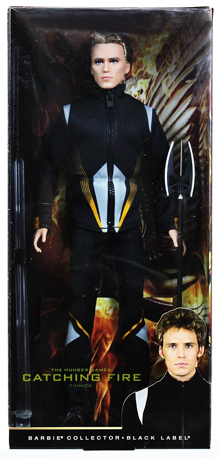 Barbie Collector The Hunger Games: Catching Fire Finnick Odair Doll by Mattel [Toy] jetzt kaufen
