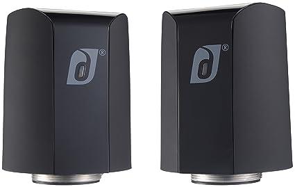 Jet Bluetooth Stereo Speakers Noir