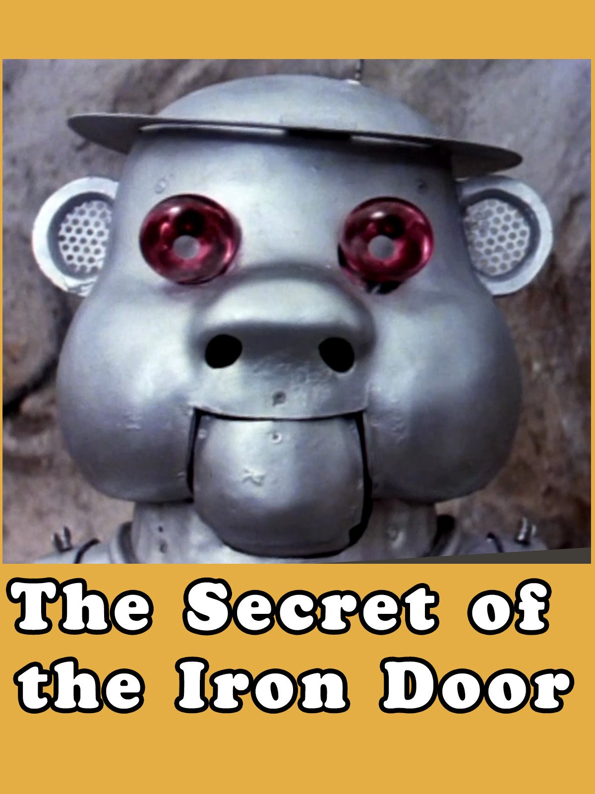 The Secret of the Iron Door