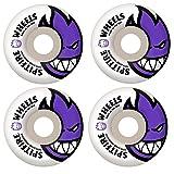 Spitfire Bighead Skateboard Wheel 54mm White (Color: 54mm - Purple, Tamaño: 54mm)