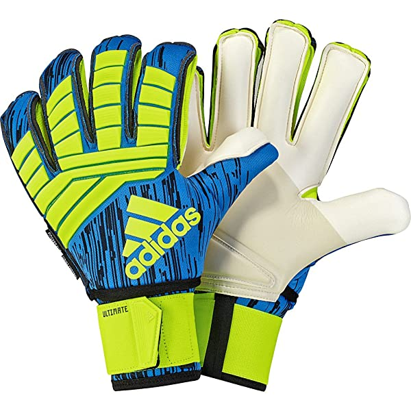 adidas Predator FINGERSAVE Ultimate Goalkeeper Gloves Size