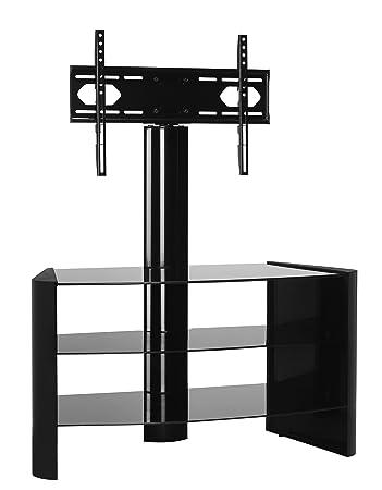 OmniMount Verona47FP B TV Stand - Black