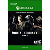 Mortal Kombat X: XL Pack for Xbox One Digital Code