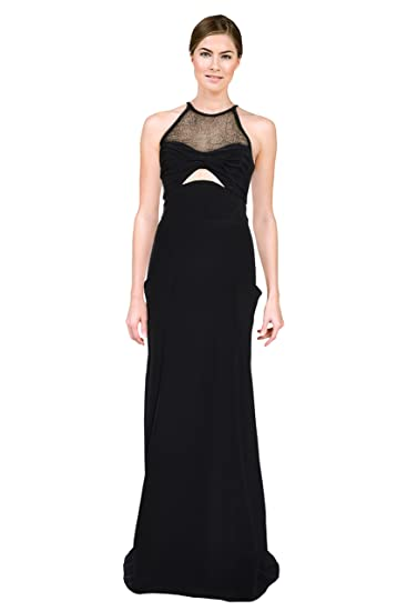 Emilio Pucci Cutout Illusion Dress Sale Emilio Pucci Cutout Textured