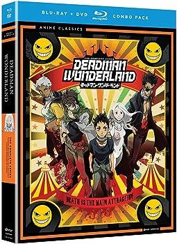 Deadman Wonderland The Complete Series (Blu-ray/DVD)