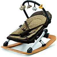 Concord Rio Rocker with Toybar (Walnut Brown)
