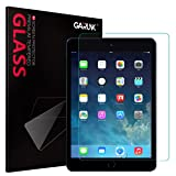 GARUNK Screen Protector for iPad Mini 1 / Mini 2 / Mini 3, Tempered Glass Screen Protector [9H Hardness] [Crystal Clear] [Scratch Resist] [Bubble Free Install] for iPad Mini 1 2 3 Gen 7.9-inch (Color: Clear, Tamaño: For iPad Mini 1 2 3)