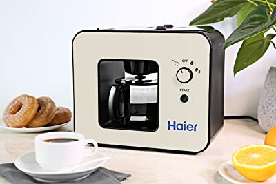 Haier Brew Automatic Coffee Makers Via Amazon