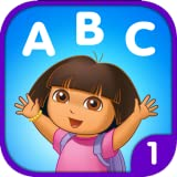 Dora ABCs Vol 1: Letters & Letter Sounds (Kindle Tablet Edition)
