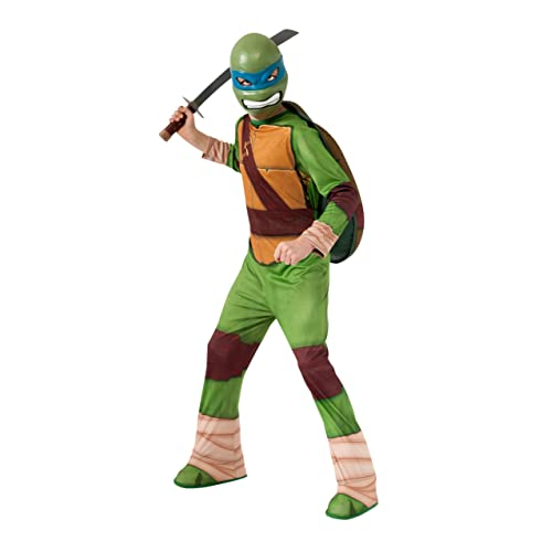 Teenage Mutant Ninja Turtles Leonardo Costume Small