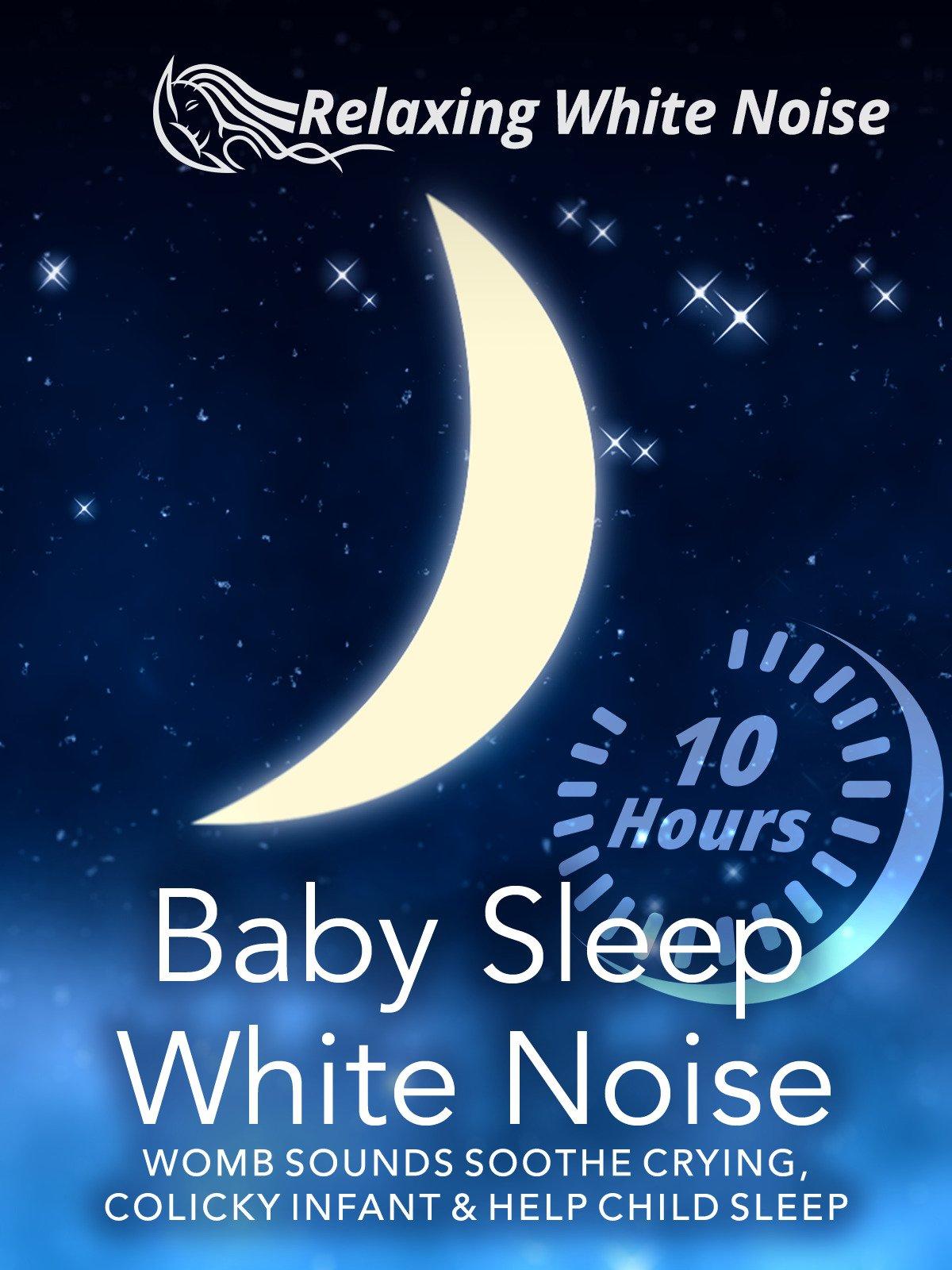 Baby Sleep White Noise 10 Hours