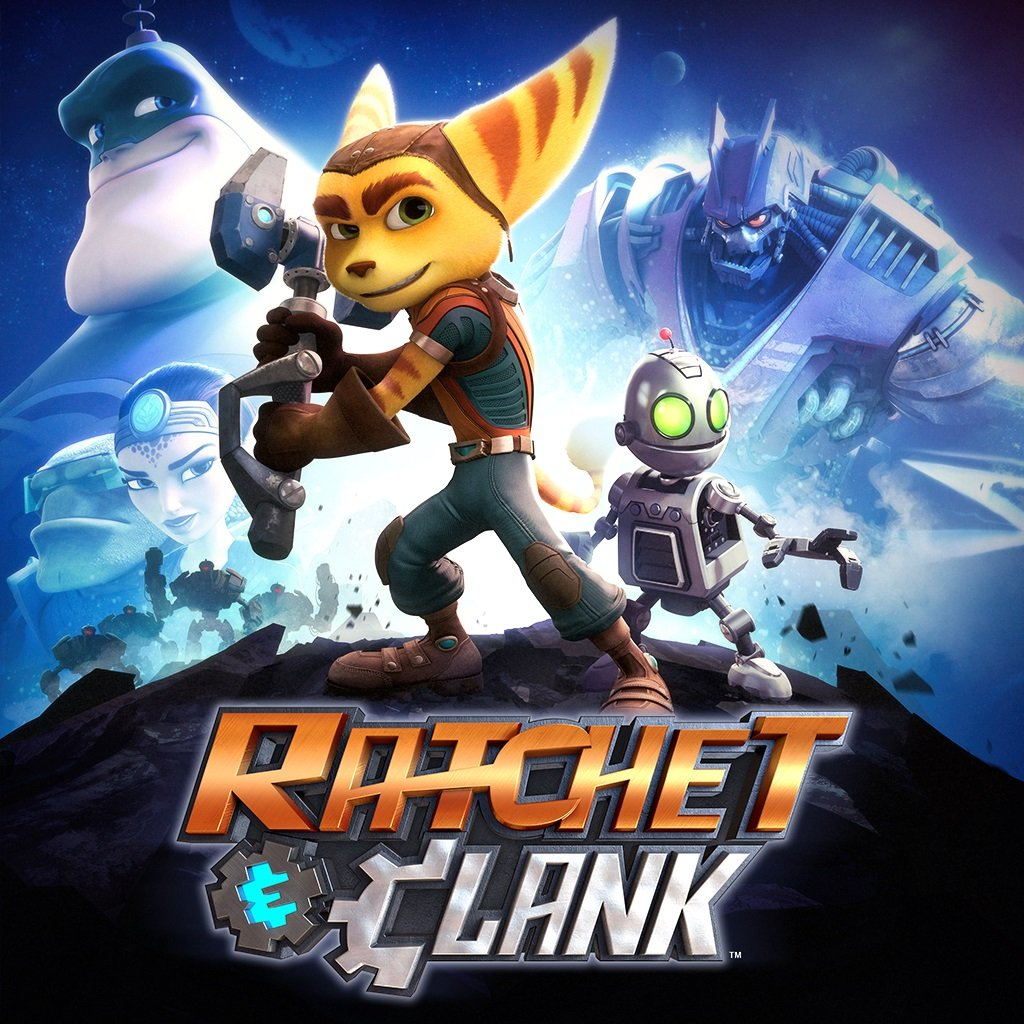 Ratchet & Clank - PS4 (Digital Code)