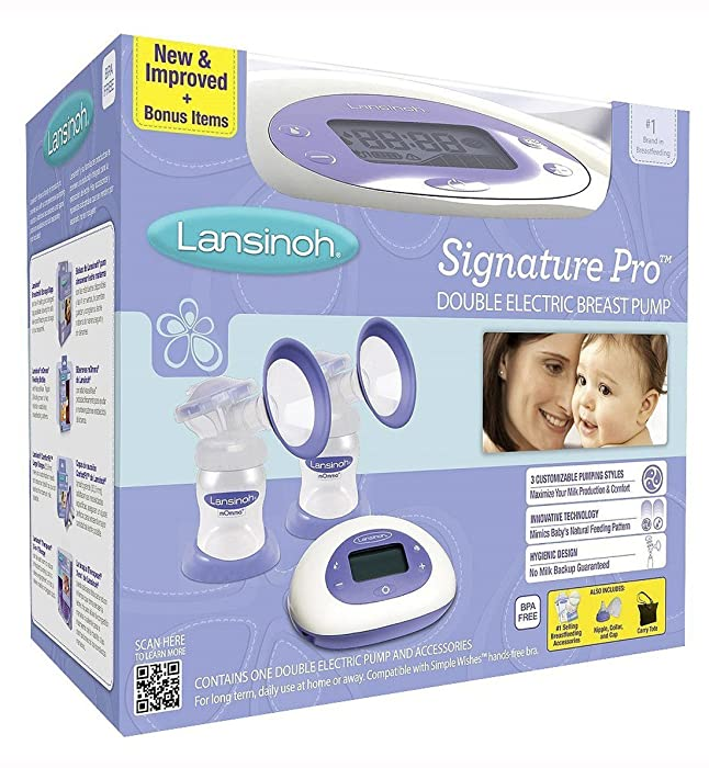 Lansinoh-Double-Electric-Breast-BPA-free