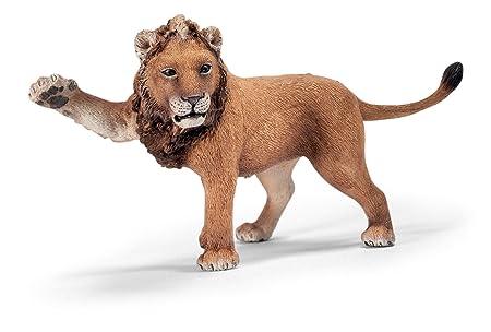 Schleich - 14374 - Figurine - Animaux - Jeune Lion