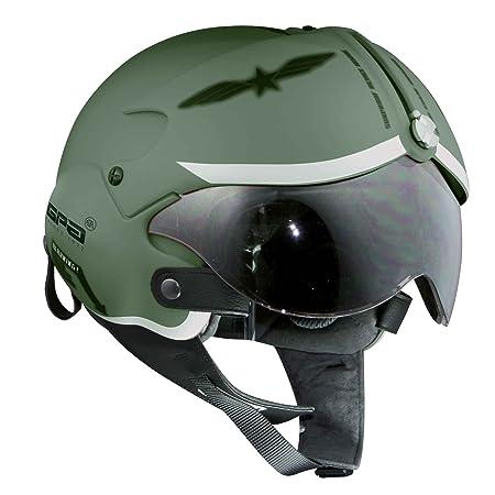 Casque GPA Aircraft Militar Vert Otan - Couleur - Vert, Taille - XL