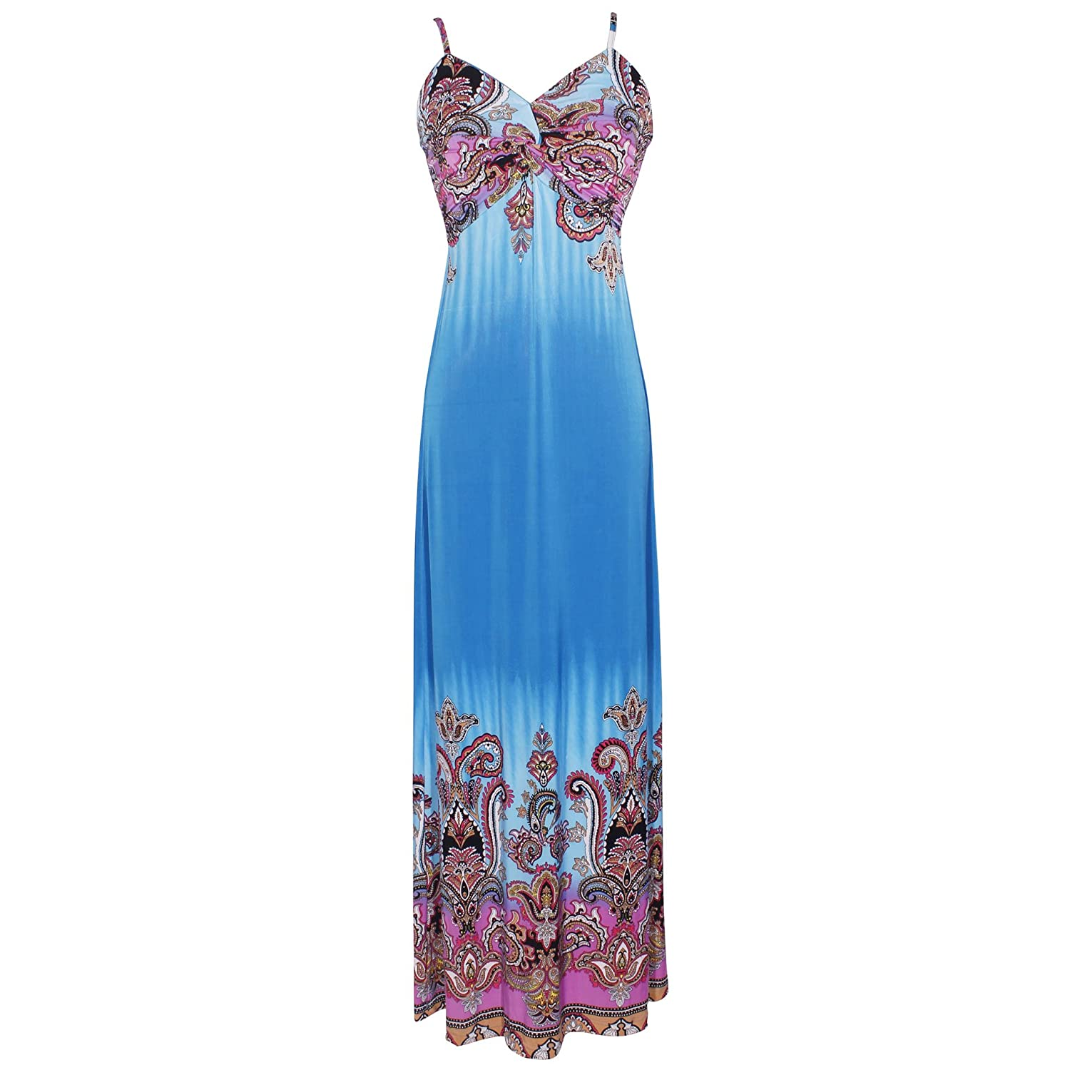 Maxi dresses for juniors in plus sizes are beautiful for summer style