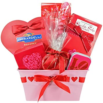 $50 Valentines Day Gifts and Gift Baskets | Valentine\'s Day Wikii