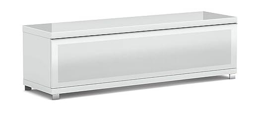 Large LR 160-02-A Fernseher-Ständer weiß