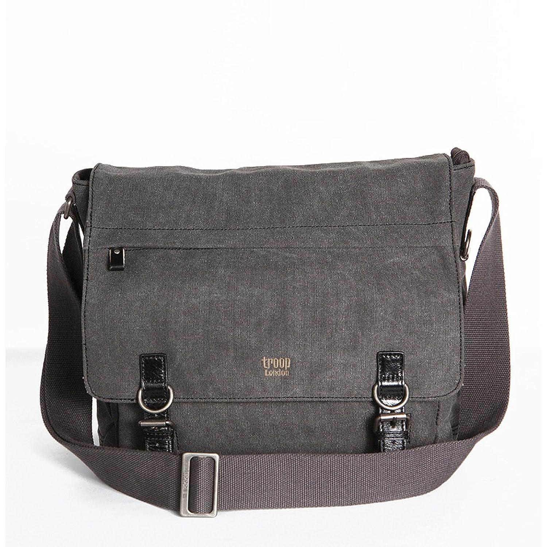 Troop London Canvas Messenger Shoulder Bag 5