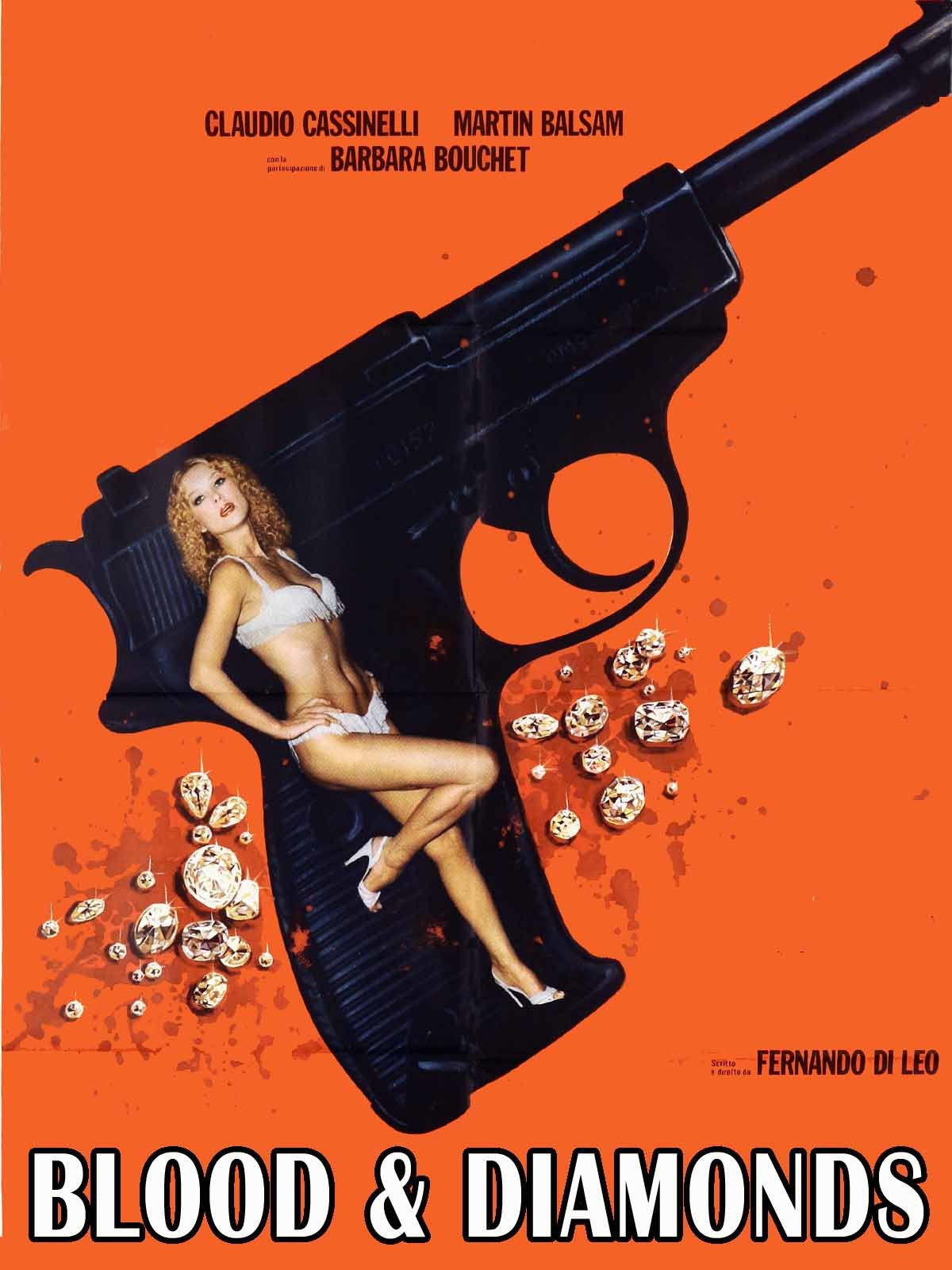 Blood And Diamonds on Amazon Prime Instant Video UK