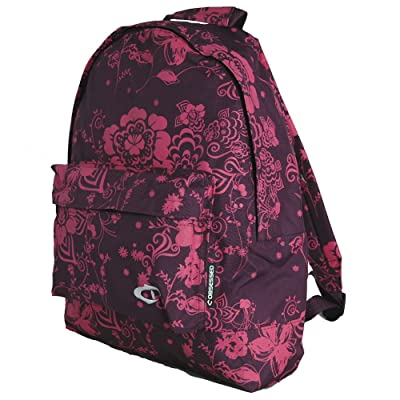 Maya student a4 floral backpack