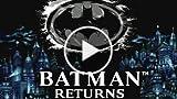 CGR Undertow - BATMAN RETURNS Review for Sega Genesis