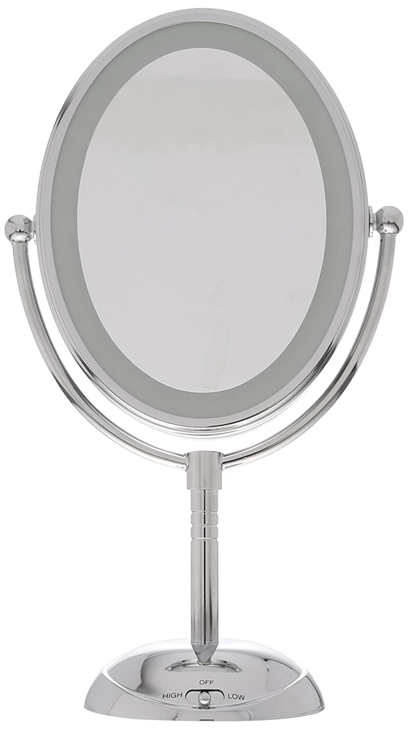 Makeup Mirrors Reflections Led Lighted Collection Mirror